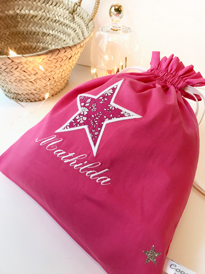 Cadeau Originale Baby Shower sac mathilda